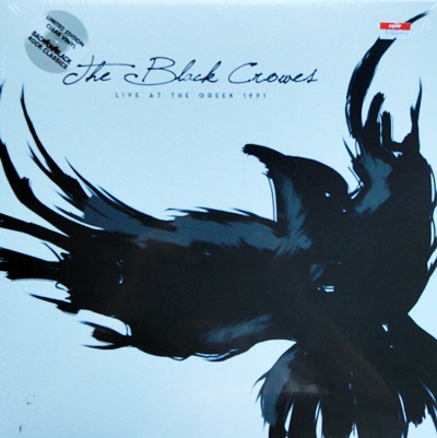The Black Crowes - Live At The Greek 1991 2Lp N.