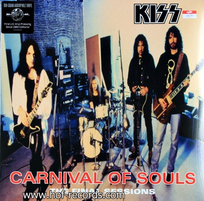 Kiss - Carnival Of Souls 1lp N.