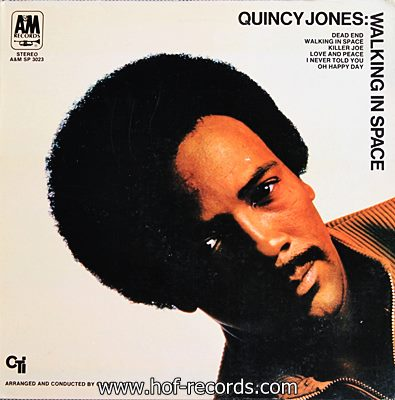 Quincy Jones - Walking In Space 1969