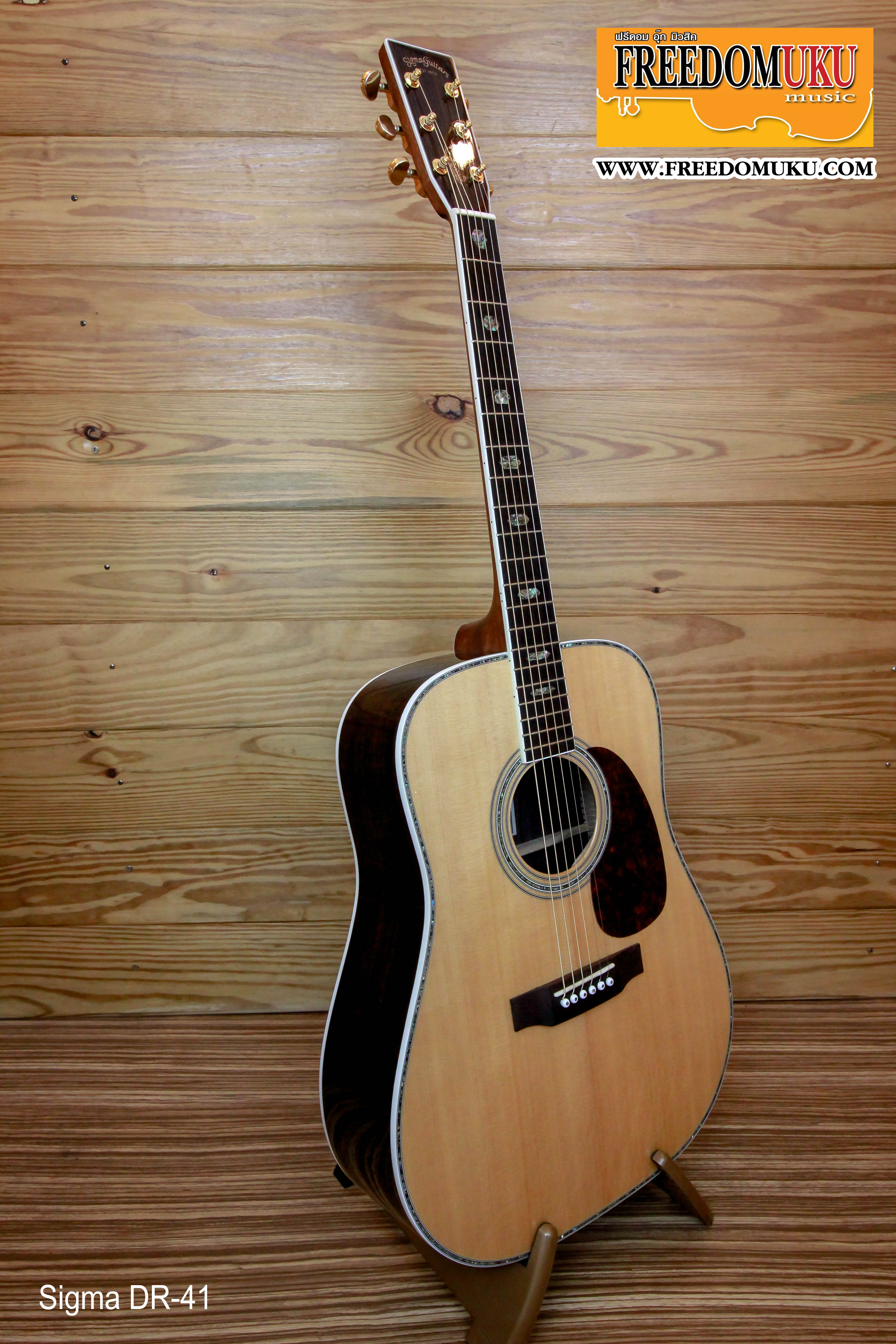 Sigma Guitar DR-41
