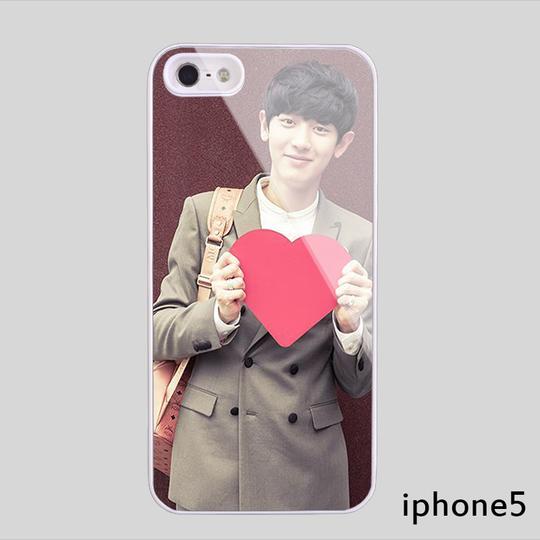 EXO CHANYEOL เคส iphone 4s/5s