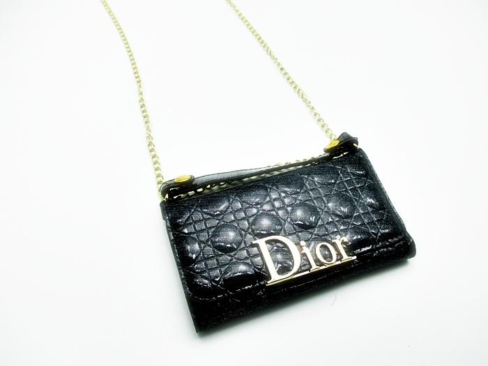เคสหนังฝาพับ Dior ไอโฟน 5/5se/5s