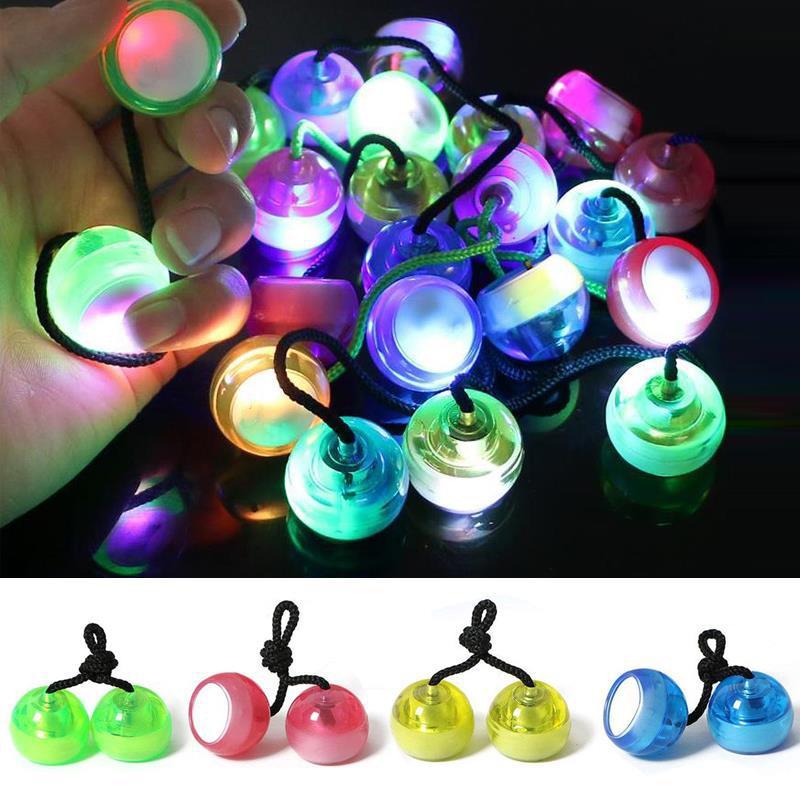 Led finger balls