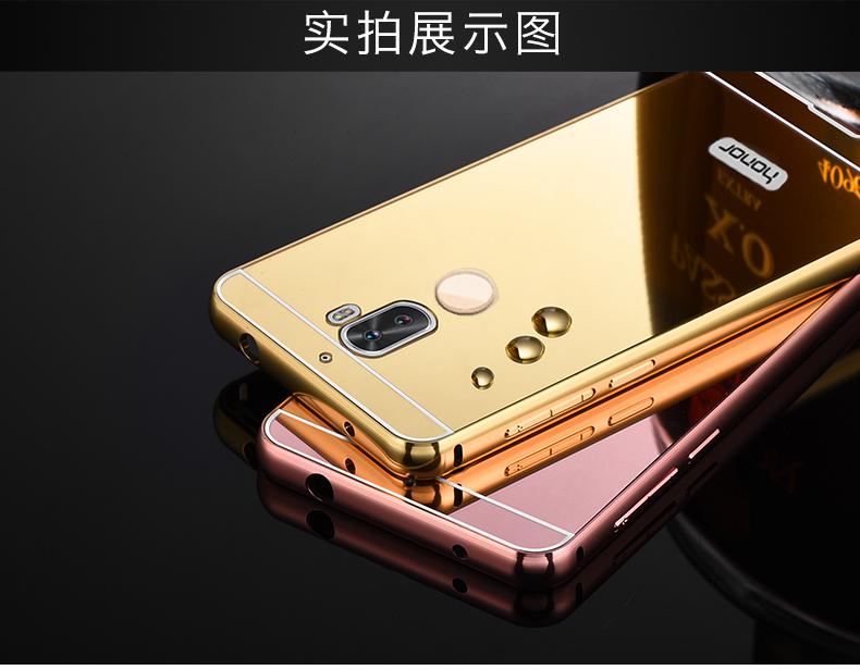 เคส Huawei GR5 2017 รุ่น Aluminium Hybrid Mirror Back (เคสฝาหลังเงา)