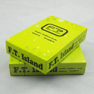 ไพ่ Ftisland