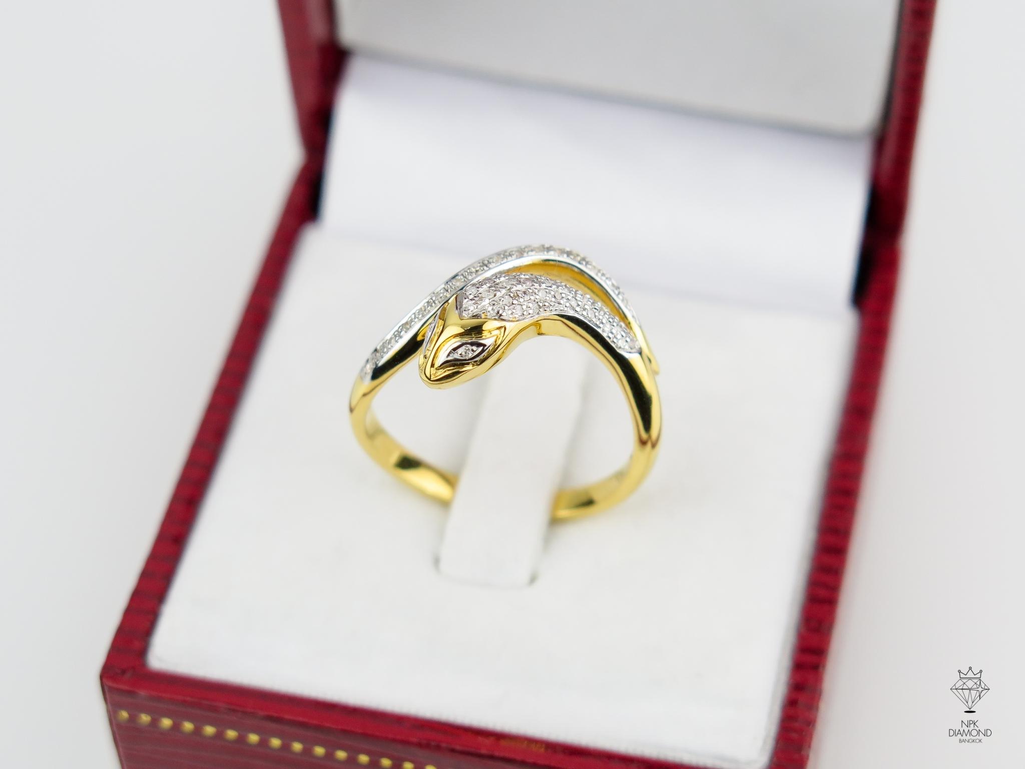 แหวนงูเล็ก