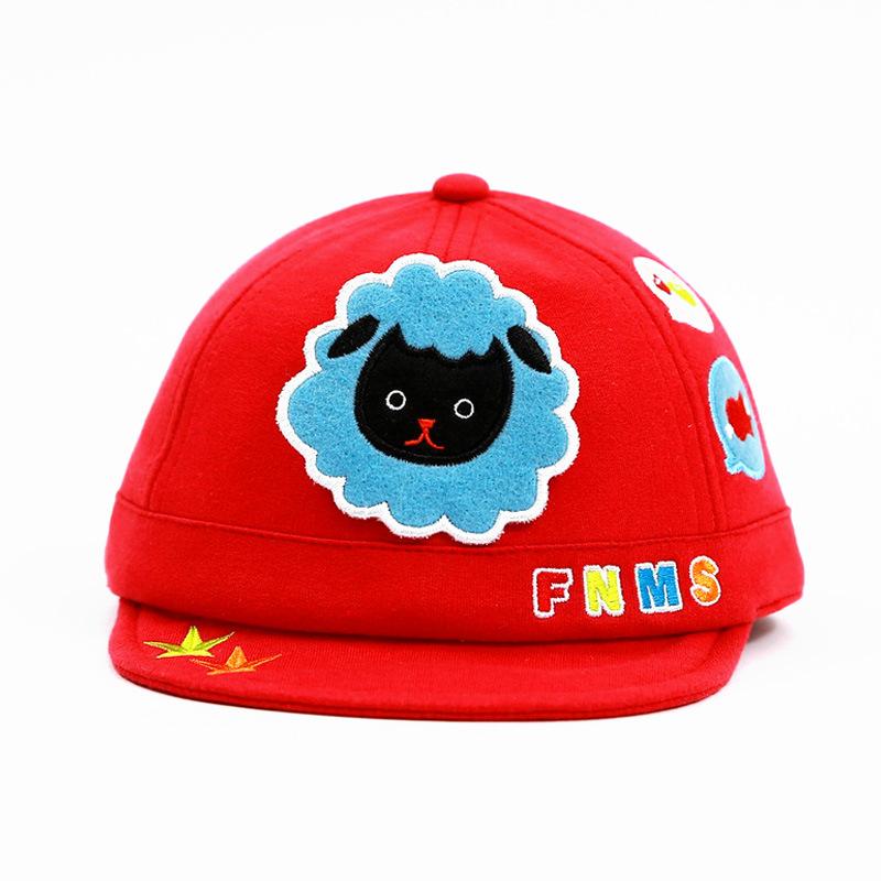 หมวกแกะสีแดง แพ็ค 3 ชิ้น