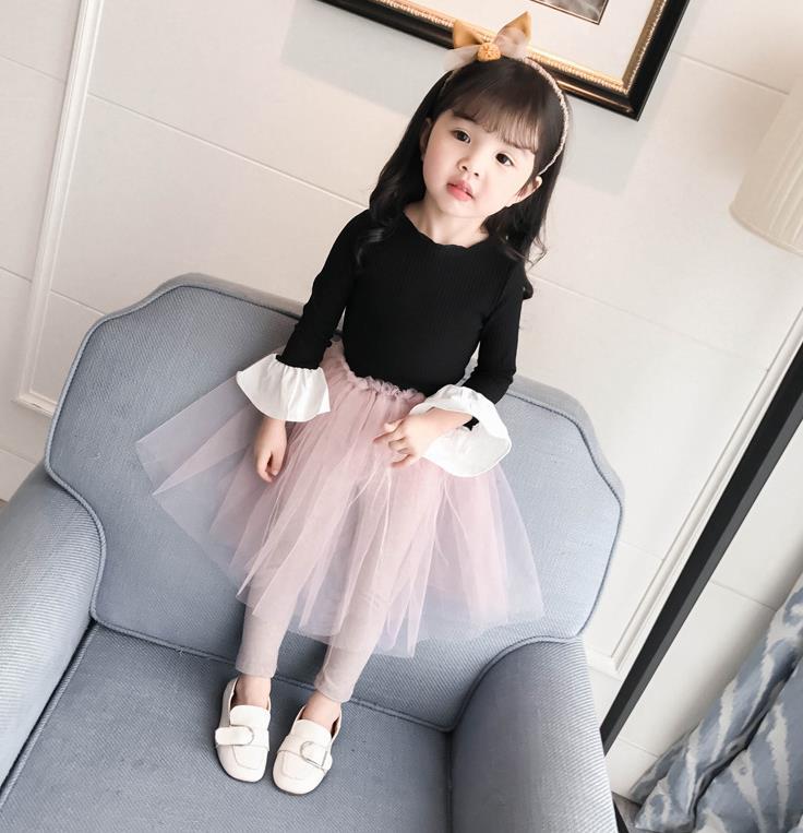 เสื้อ สีดำ แพ็ค 5 ชุด ไซส์ 80-90-100-110-120
