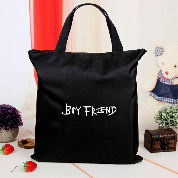 กระเป๋าผ้า boyfriend