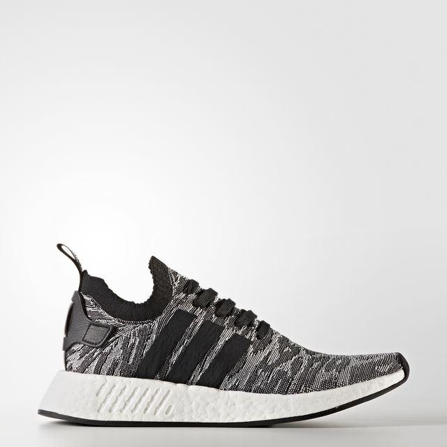 NMD_R2 PRIMEKNIT Color Core Black/Footwear White