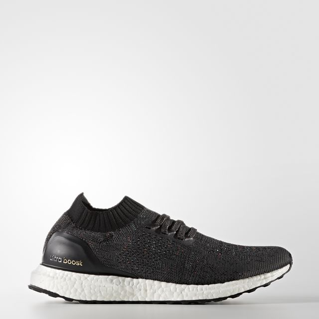 ULTRA BOOST UNCAGED SHOES Color Dark Grey Heather Solid Grey/Core Black/Utility Black