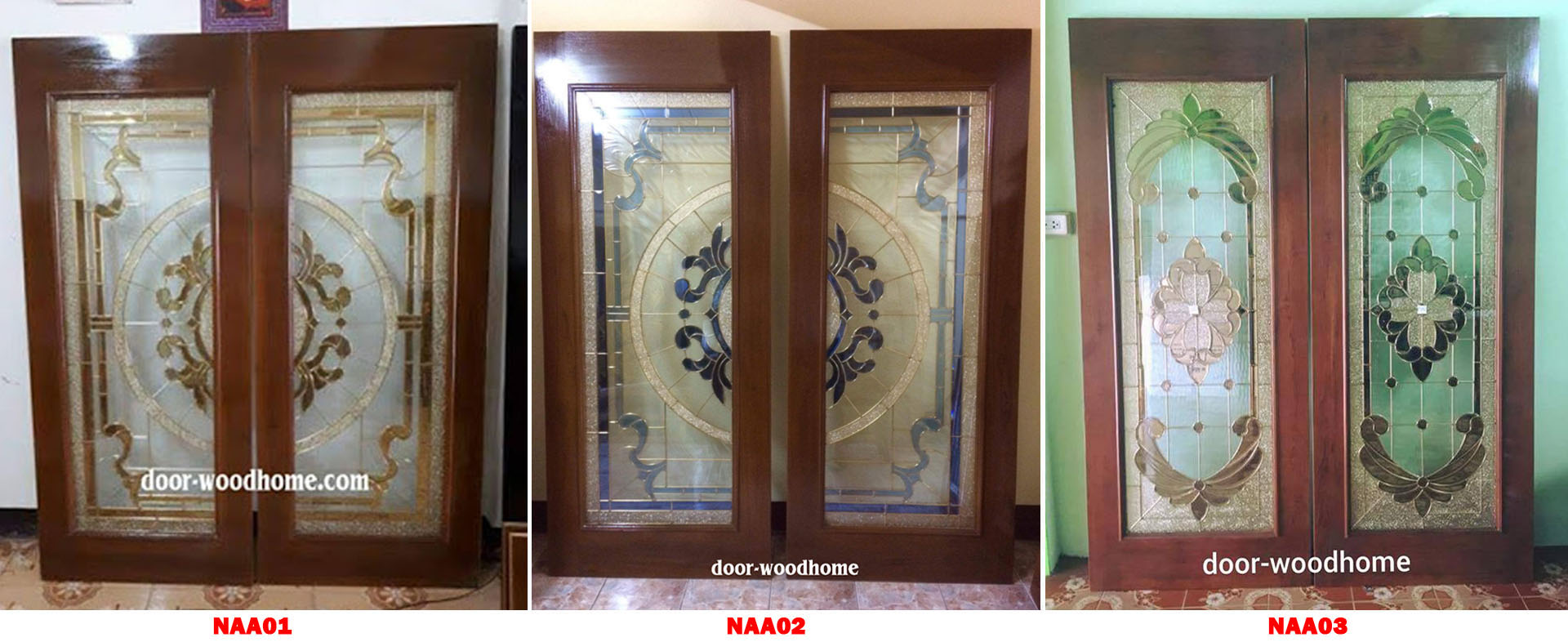 ร้านวรกานต์ค้าไม้ จำหน่ายประตูไม้สัก,ประตูไม้สักกระจกนิรภัย, ประตูไม้สักบานคู่, ประตูไม้สักบานเดี่ยว,ประตูไม้สักบานเลื่อน