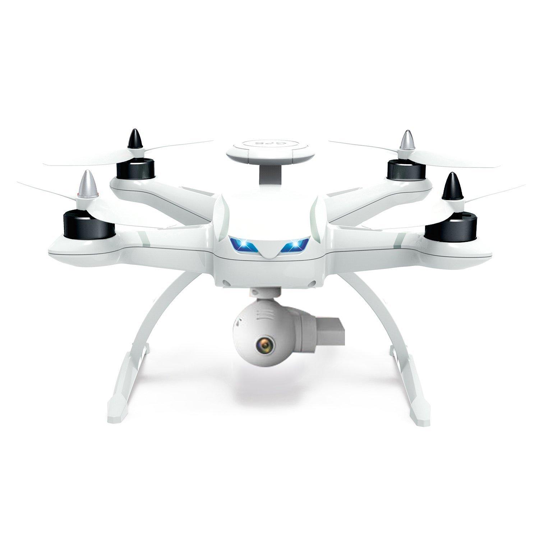 โดรน AOSENMA GPS FPV โดรนบินติดตามตัว โดรนที่มี ระบบจีพีเอส บินติดตามตัวเจ้าของได้ ไม่ว่าเราจะไปไหนเขาก็จะตามไปทุกที่ กล้องมีกิมบอล 2 แกน พร้อมความละเอียด 720 P ทำให้บันทึกภาพได้นิ่ง และคมชัดทั้งภาพนิ่งและวีดีโอ มาพร้อมมอเต้อร์blushless