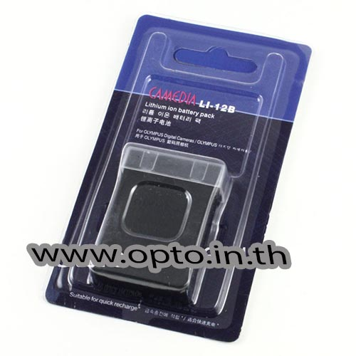 OEM Battery Olympus camera battery LI-12B For u300 u400 u1000 c50 x500 X-1