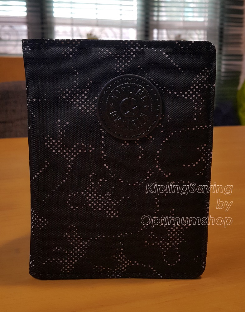 Kipling Passport Holder Monkey Novelty ขนาด 4*5.5 นิ้ว