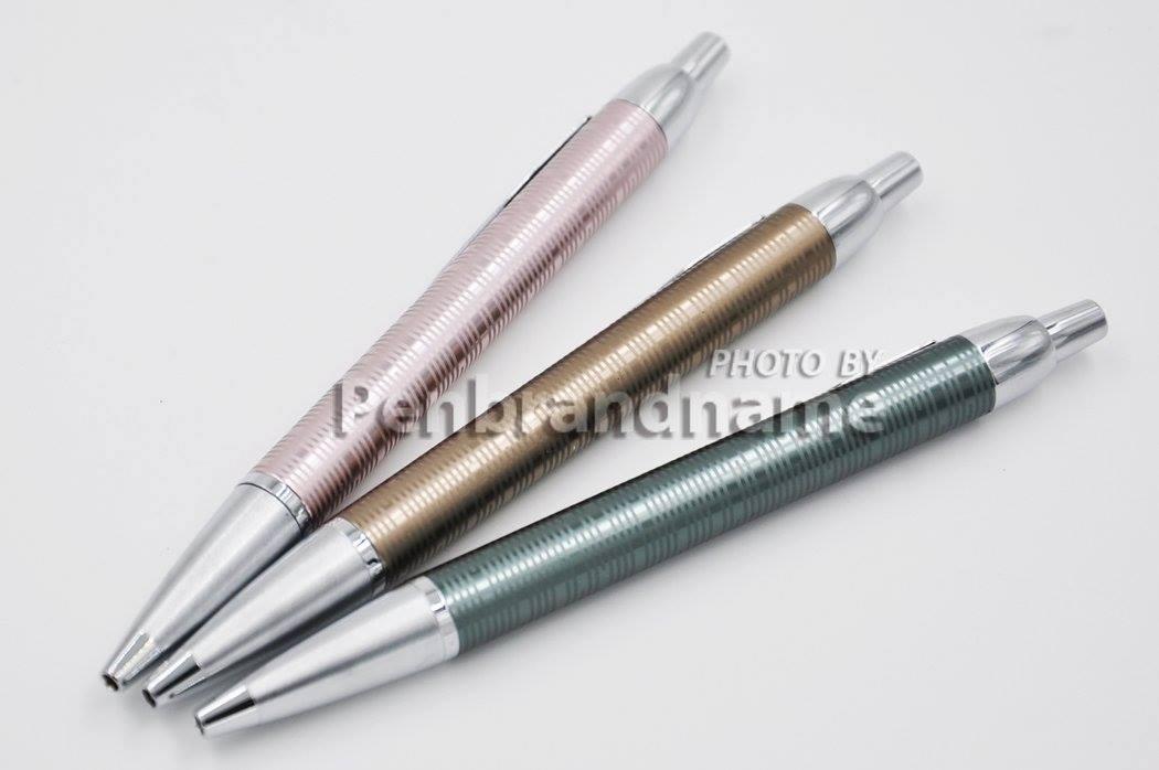 ปากกาแบรนด์เนม ปากเกอร์ Parker Pen รุ่นลูกลื่น Parker IM Premium Emerald Pearl BP ของแท้
