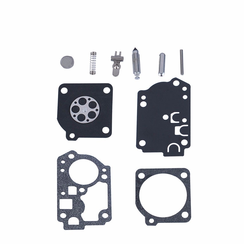 Carburetor Carb Rebuild Kit Fit ZAMA C1U-W49B 577135901 Poulan Craftsman Cutter Trimmer Blowers Gasoline Engine