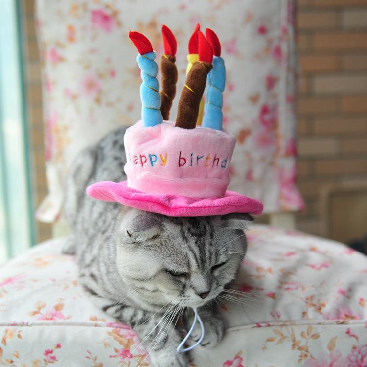 หมวกวันเกิด มี2สี