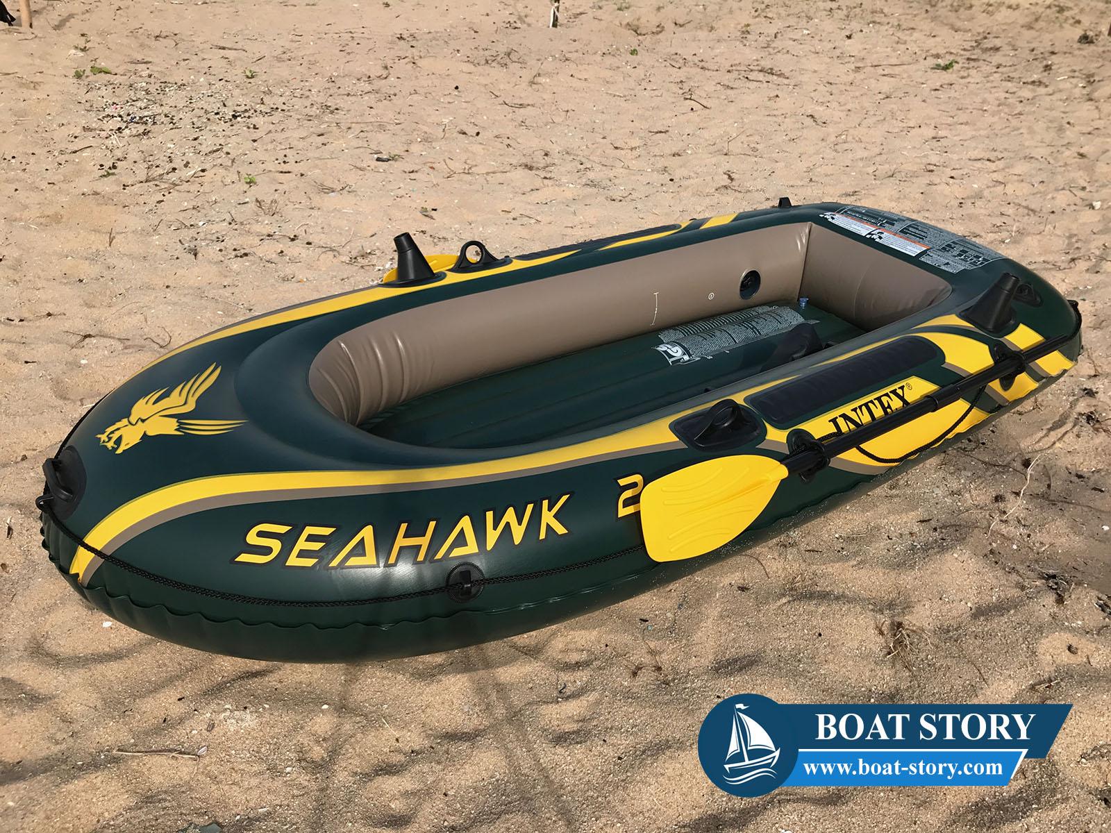 เรือยาง seahawk 2