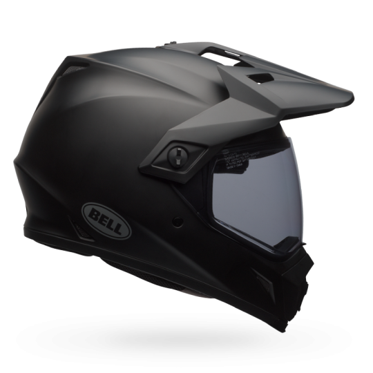 BELL MX-9 ADVENTURE MIPS MATTE BLACK
