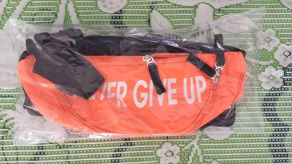 กระเป๋า H3 FreeStyle Bag (สีส้ม)