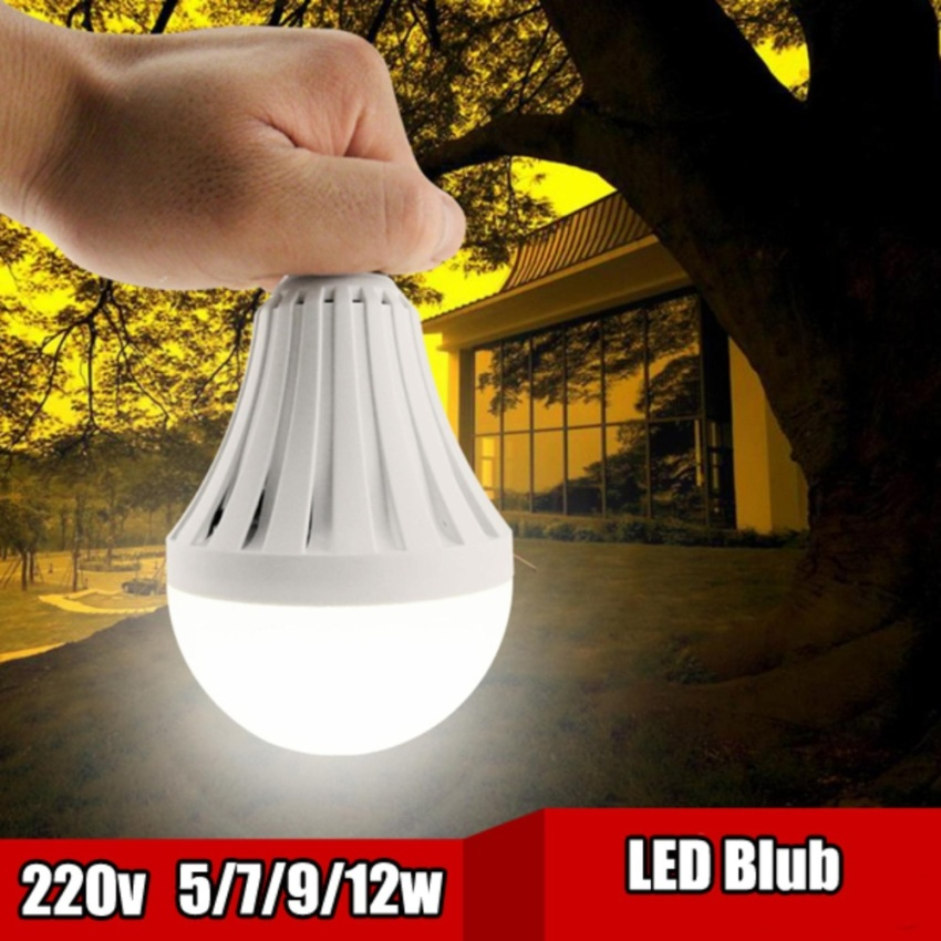 ซื้อ 3 หลอด ฟรี อีก 3 หลอด 6 หลอด 890 บ. หลอดไฟอัฉริยะ LED 12 วัตต์ ใช้เป็นไฟฉุกเฉิน ติดอัตโนมัติเมื่อไฟดับเซ็ตละ 890 บ.