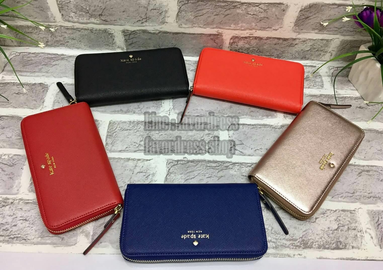 New !!!! Kate Spade NEW YORK Long Wallet Bag