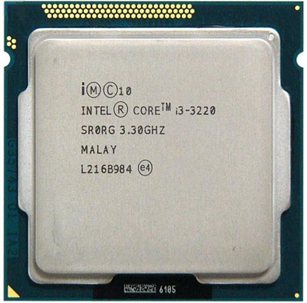 CPU i3-3220 3.3Ghz