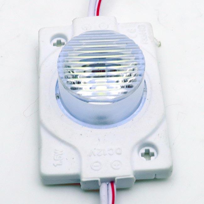 ไฟแอลอีดี Lens 1.5w แสงสีขาว - คุณภาพสูง เหมาะกับทำป้าย ทุกชนิด
