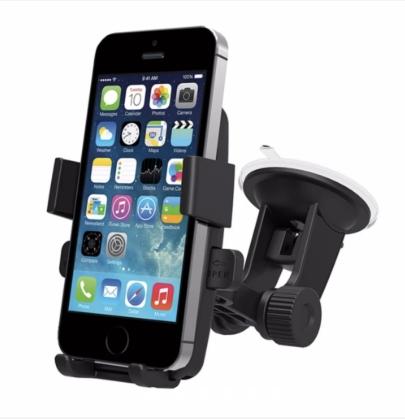ที่ยึดมือถือในรถ Car Mobile all in 1 สำหรับมือถือ smartphone ทุกรุ่น
