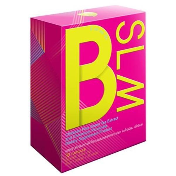 BSLM บีเอสแอลเอ็ม by แหม่ม จินตหรา. 30 แคปซูล