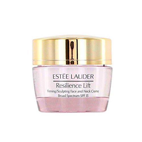 (ขนาดทดลอง) Estee Lauder Resilience Lift Firming/Sculpting Face and Neck Creme SPF15 15ml