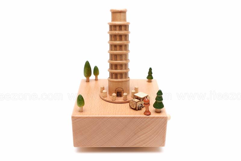 Music Box - Pisa Leaning Tower