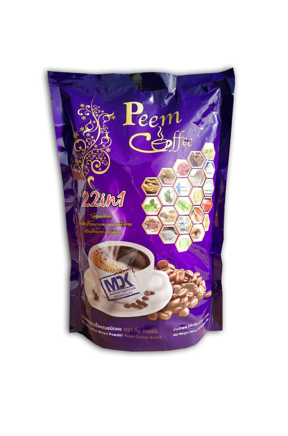 Peem Coffee 22 in 1 (ลูกค้าทั่วไป)