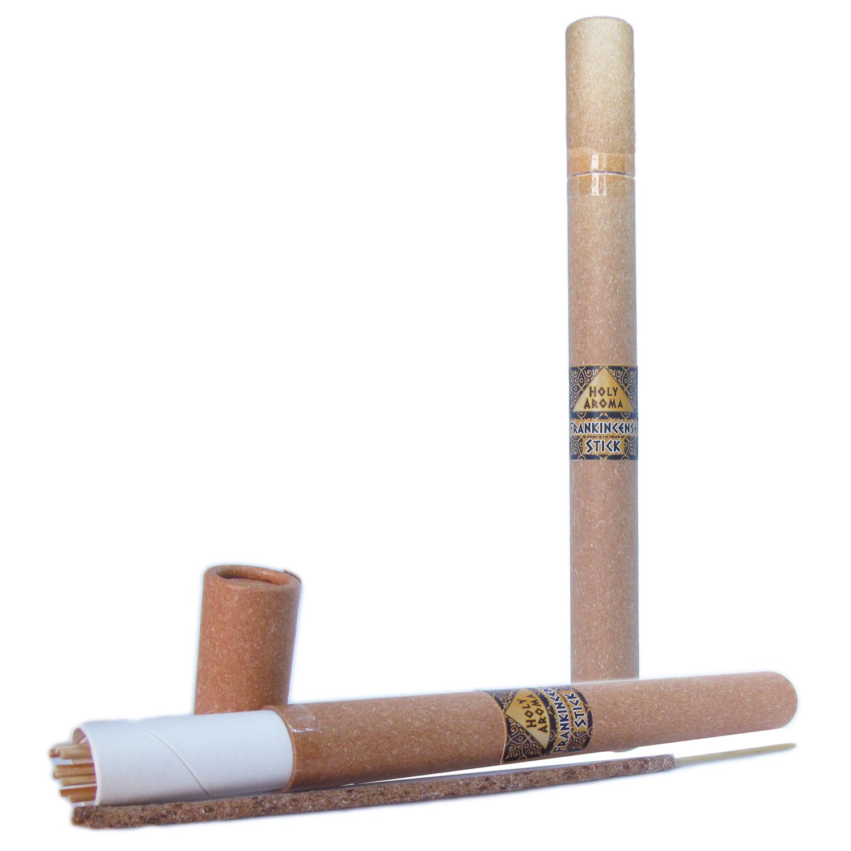 ธูปกำยาน ธูปแท่ง อโรม่า Frankincense Stick (Superior Grade) แท้ 100% จากประเทศโอมาน Oman 2กล่อง 40g