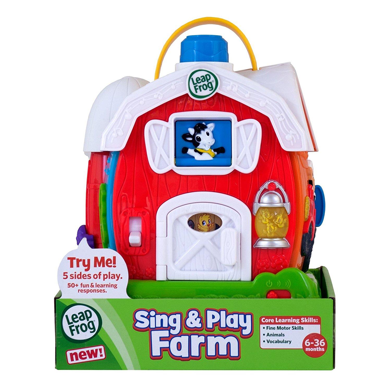 พร้อมส่งส่งฟรี LeapFrog Sing & Play Farm ของแท้ งานห้าง
