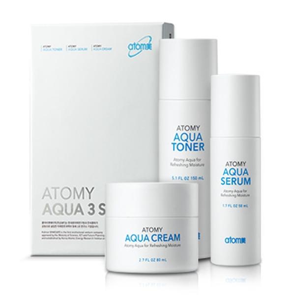 Atomy Aqua 3 set อะโทมี่ อะควอ 3 เซ็ต