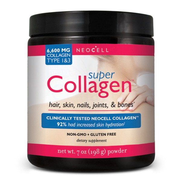 NeoCell Super Collagen Type 1&3 Powder นีโอเซลล์ ซูเปอร์ คอลลาเจน พลัส ซี ชนิดผง