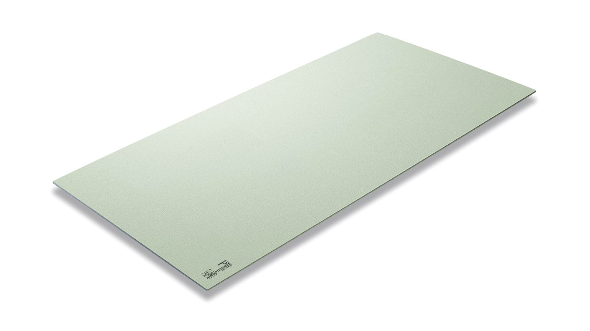 สมาร์ทบอร์ด เอสซีจี รุ่นขอบเรียบ ขนาด 120X120X0.4 ซม. สีซีเมนต์