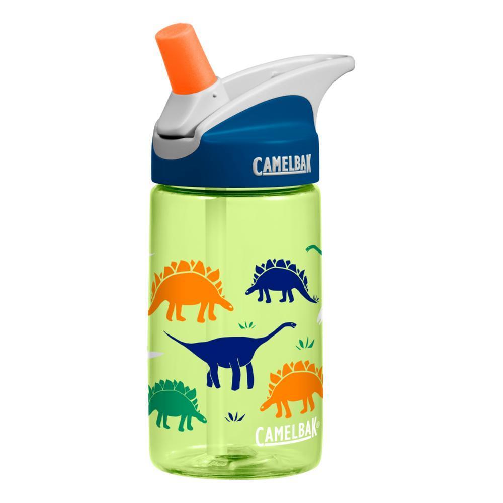 กระติกน้ำเด็ก ยอดนิยม CamelBak eddy Kids .4L Water Bottle ลายไดโนเสาร์