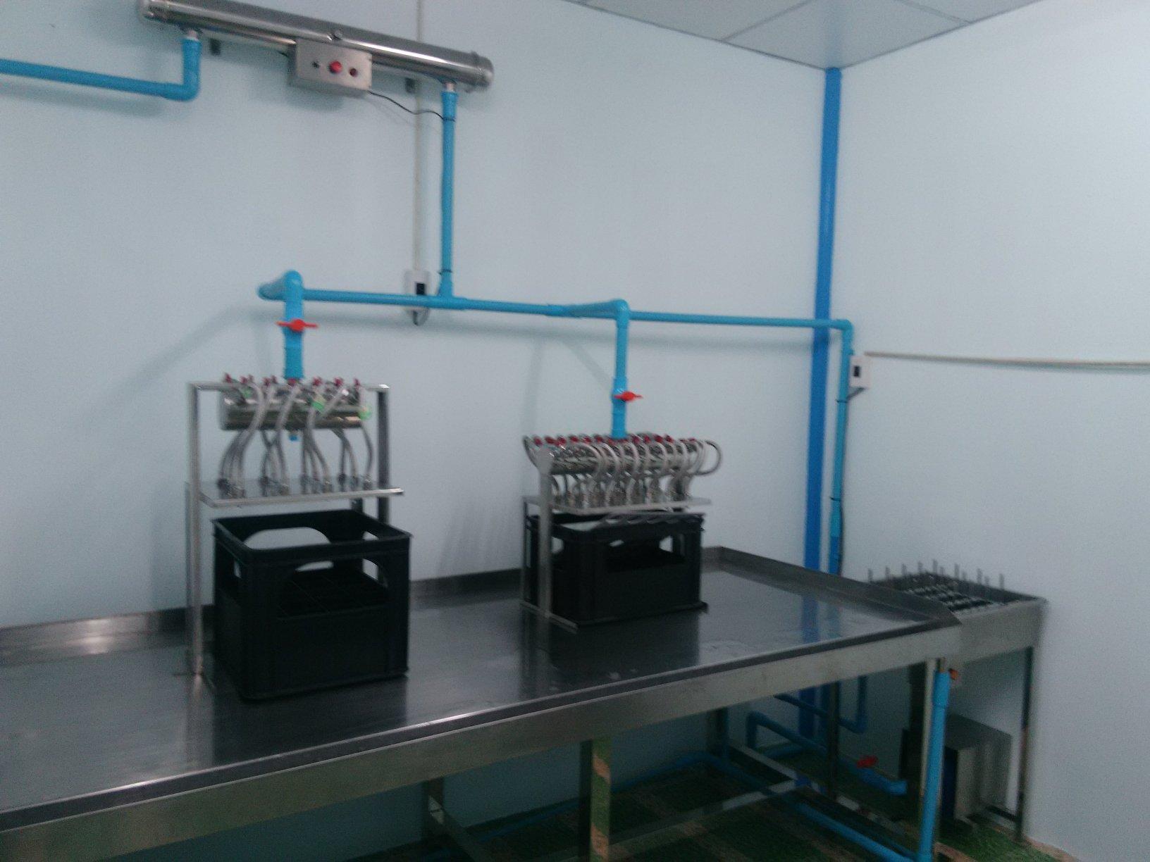 เครื่องกรองน้ำRO อุตสาหกรรม อัตรากำลังการผลิต 3,000 ลิตรต่อวัน