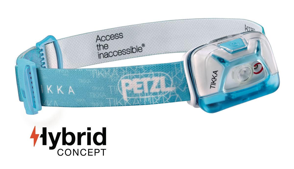 Petzl TIKKA (Blue) 200 Lumen