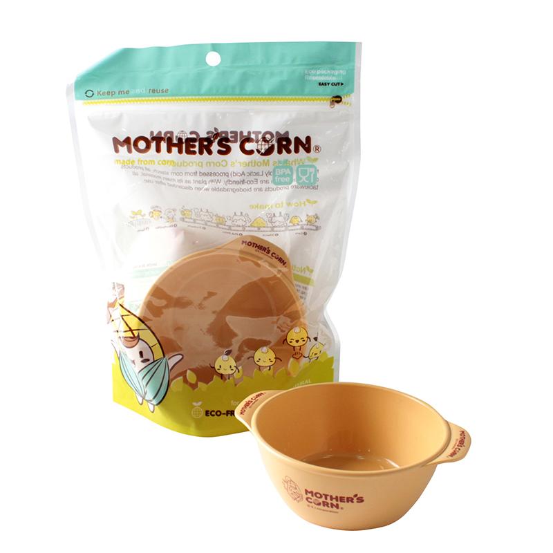 Mother's Corn New Soup Bowl ถ้วยใส่อาหารสำหรับเด็กโต