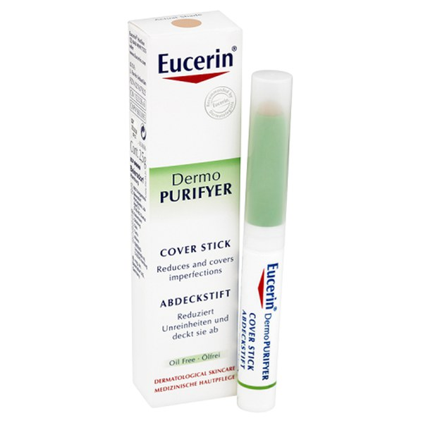 Eucerin DermoPURIFYER CORRECT AND COVER STICK 2.5g.