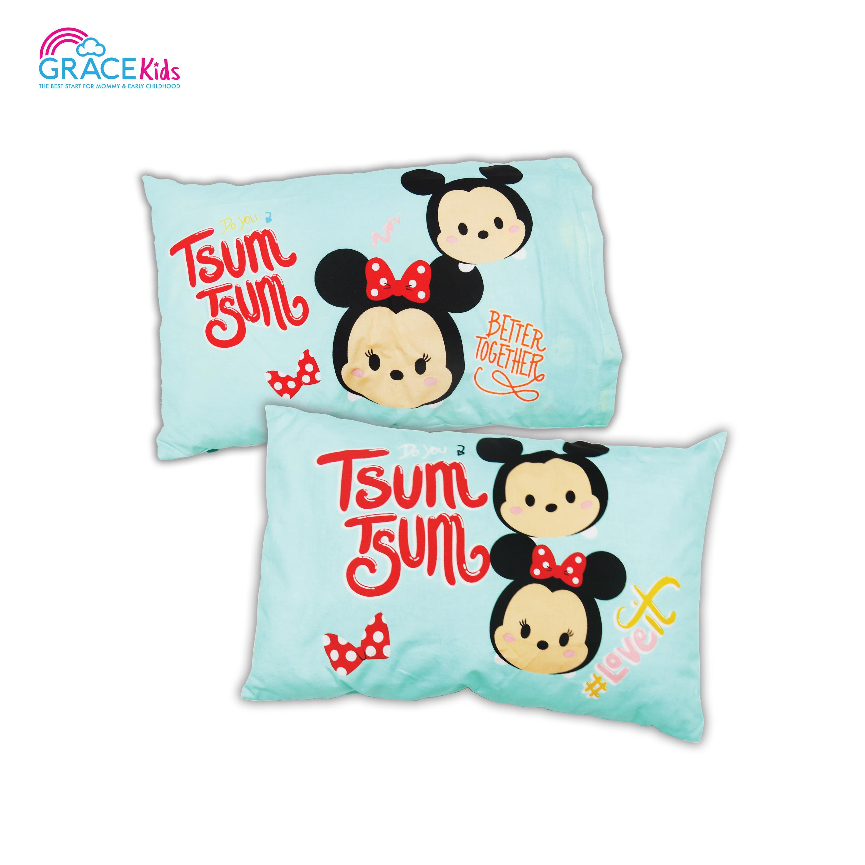 Disney TsumTsum Hanging Friend หมอนหนุน ขนาด L by Grace Kids