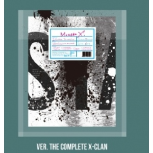 MONSTA X - Album Vol.1 Repackage [SHINE FOREVER] (THE COMPLETE X-CLAN Ver.)
