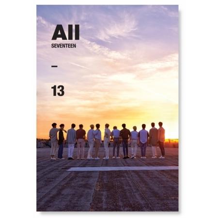 Seventeen - Mini Album Vol.4 [Al1] (Ver.3 All [13])