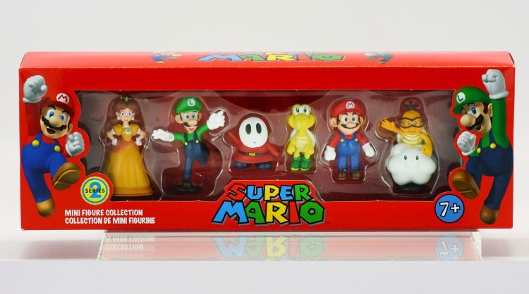 Super Mario Mini Figure Collection [Series 2]