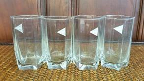 แก้ว 10 เหลี่ยม งานยุคเก่า