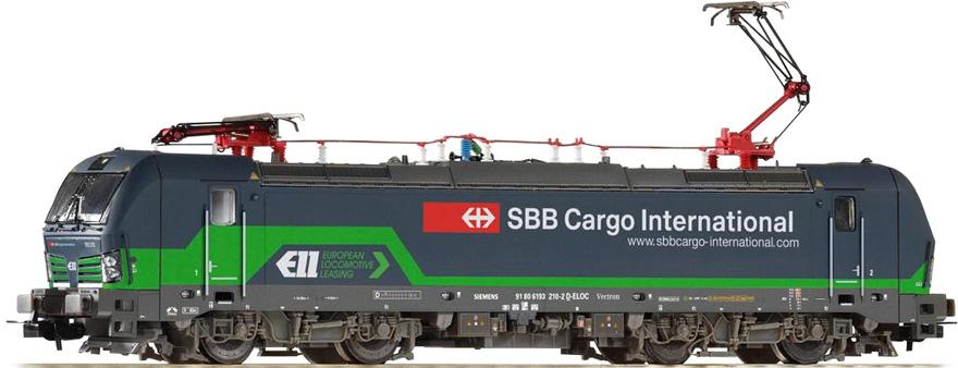 Piko59976 BR193 vectron SBB cargo